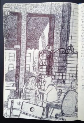 LA Sketch